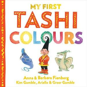 Colours: My First Tashi