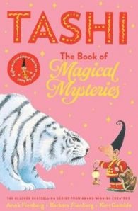 The Book of Magical Mysteries: Tashi Collection 3