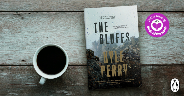 Take a Sneak Peek at Kyle Perry's Riveting Debut, The Bluffs