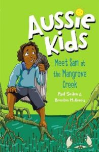Meet Sam at the Mangrove Creek