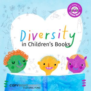 New 6-Part Podcast Series: A Conversation about Diversity in Children's Books