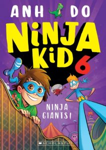 Ninja Kid #6: Ninja Giants