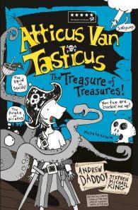 Atticus Van Tasticus 3: The Treasure of Treasures