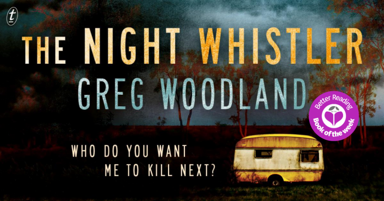 Try an Extract From Greg Woodlands's The Night Whistler