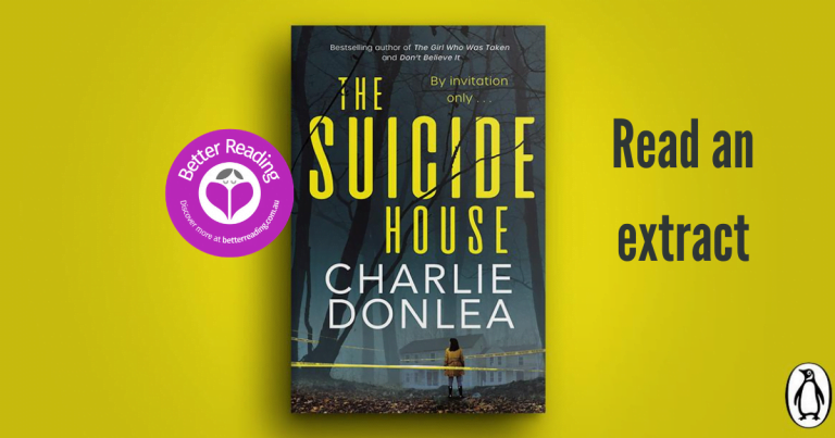 Take a Sneak Peak at Charlie Donlea's Terrifying Thriller, The Suicide House