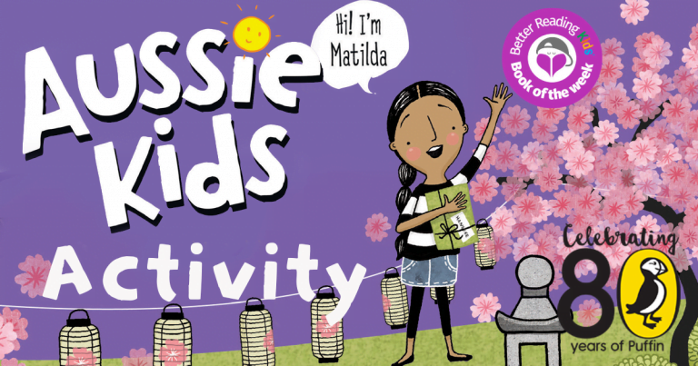 Check out this awesome activity pack from Aussie Kids: Meet Matilda at the Festival