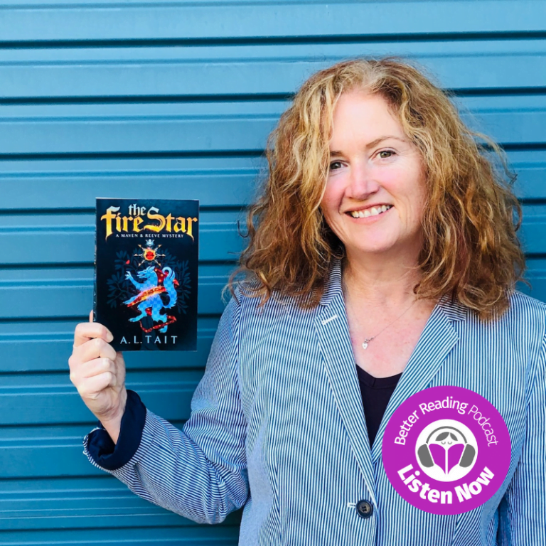 Podcast: Allison Tait on Podcasts, Writing and Being a Voracious Reader as a Child