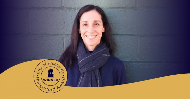 Book News: The 2020 City of Fremantle Hungerford Award Winner Announced
