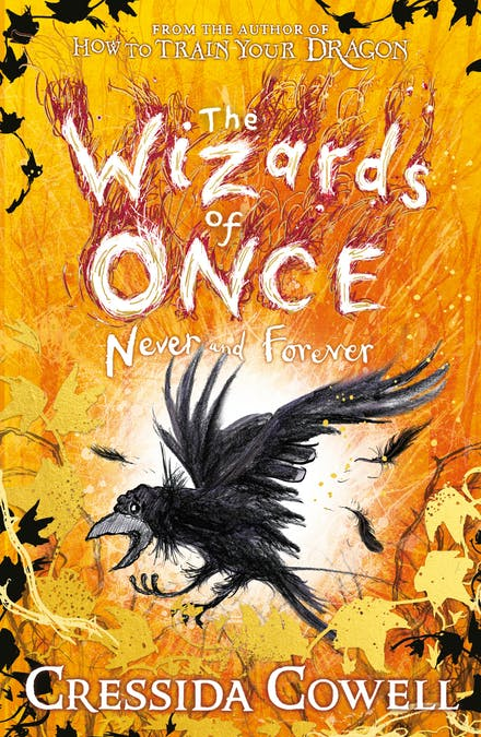 The Wizards of Once #4: Never and Forever