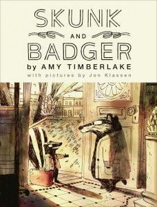 Skunk and Badger
