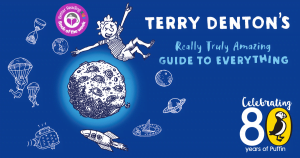 Funny and fascinating: Read our review of Terry Denton's Really Truly Amazing Guide to Everything by Terry Denton
