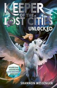 Unlocked: Keeper of the Lost Cities #8.5