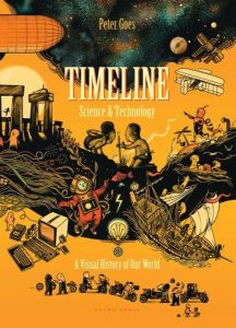 Timeline Science and Technology: A Visual History of Our World