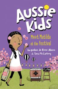 Aussie Kids: Meet Matilda at the Festival