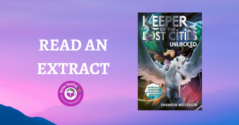 Exclusive and riveting: Take a sneak peak at Keeper of the Lost Cities: Unlocked by Shannon Messenger