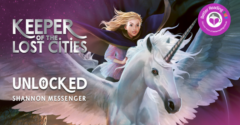 The key to all things Keeper-themed: Read our review of Keeper of the Lost Cities: Unlocked by Shannon Messenger