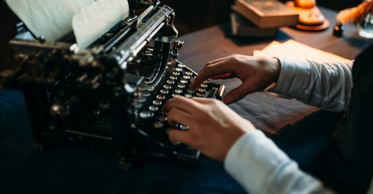 The Miracle Typist Author Leon Silver on Writing Someone Else's Story