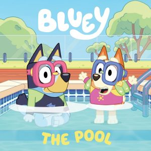Bluey: The Pool
