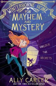 Winterborne Home for Mayhem and Mystery