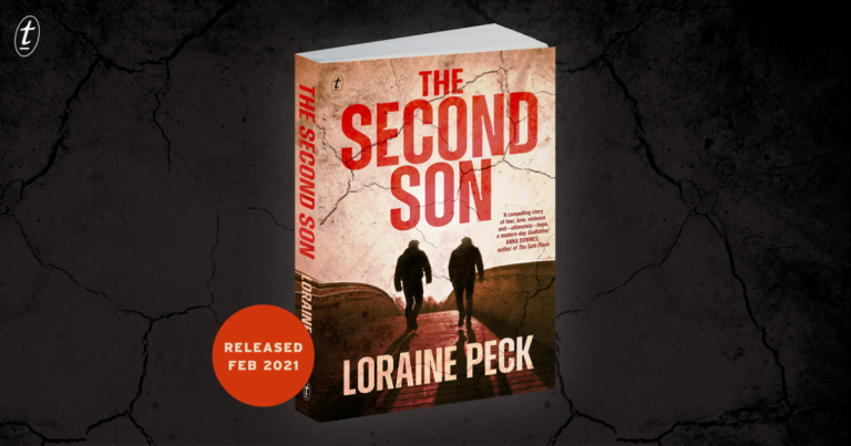 The Second Son by Loraine Peck is a Brilliant, Action-Packed Crime Debut