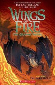Wings of Fire Graphic Novel #4: The Dark Secret