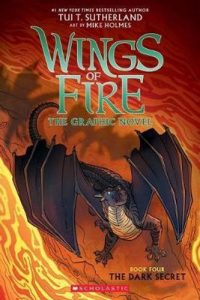 Wings of Fire Graphic Novel #4: The Dark Secret