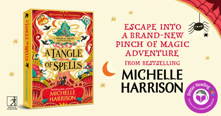 Spellbinding and enchanting: Read our review of A Tangle of Spells by Michelle Harrison