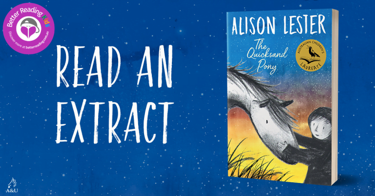 An Australian Children's Classic: Read an Extract from The Quicksand Pony by Alison Lester