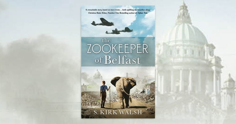Uplifting and Highly Original: Take a Sneak Peek at S. Kirk Walsh's The Zookeeper of Belfast