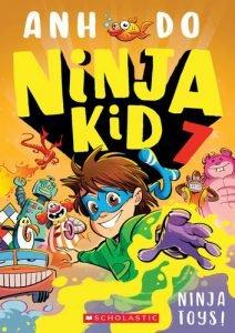 Ninja Toys! Ninja Kid #7