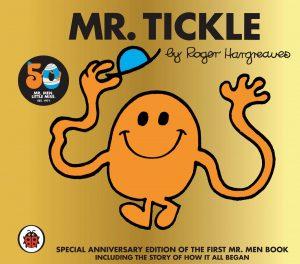 Mr Men: Mr. Tickle (50th Anniversary Edition)