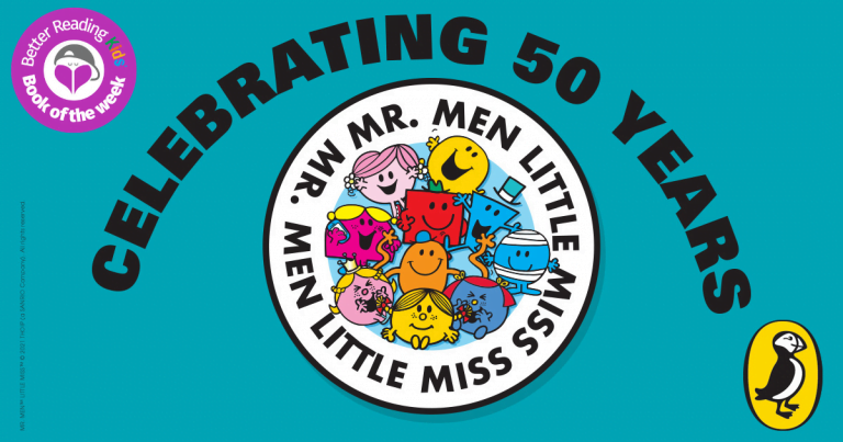 Celebrating 50 Years of Mr. Men and Little Miss