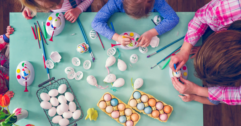 Egg Hunts, Activities and More: 9 Easter-Themed Picture Books for Kids