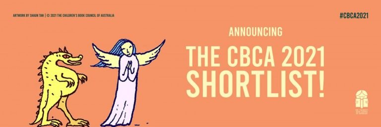 BOOK NEWS: CBCA Announces the 2021 Book of the Year Shortlist