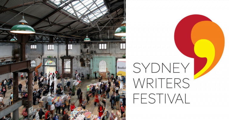 The 2021 Sydney Writers' Festival... Get Planning