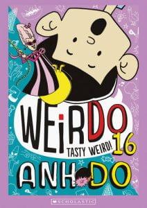 WeirDo #16: Tasty Weird!