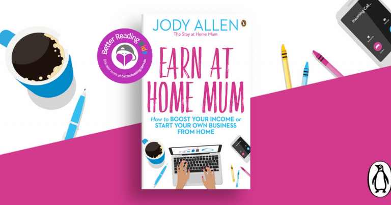 Calling All Mums: Read our Review of Earn at Home Mum by Jody Allen
