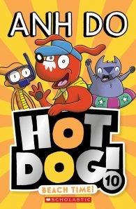 Hotdog! 10 Beach Time!
