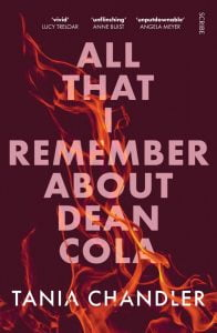 All That I Remember About Dean Cola