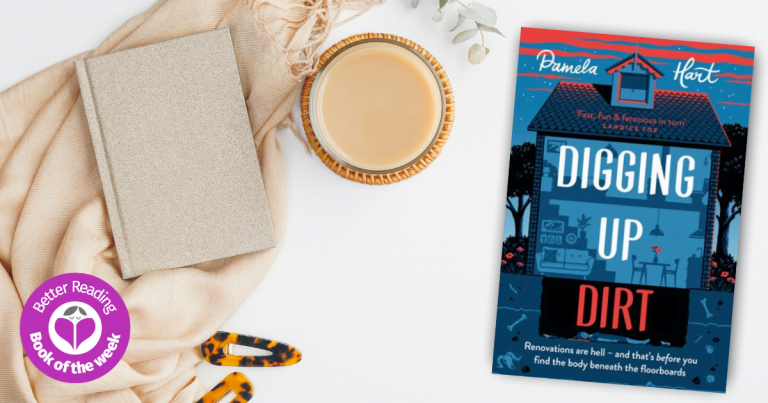 The Perfect Cosy Mystery: Read an Extract from Digging Up Dirt by Pamela Hart