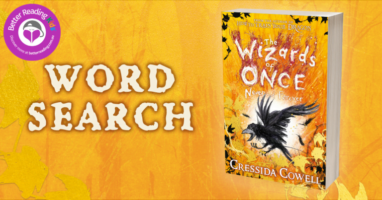 The Final Search: Activity from The Wizards of Once #4: Never and Forever by Cressida Cowell