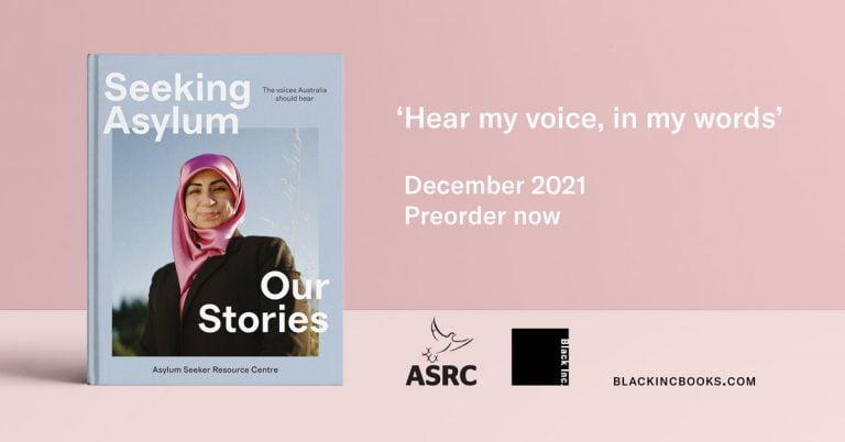 Book News! Seeking Asylum: Our Stories