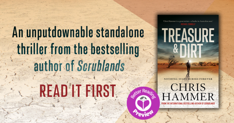 Your Preview Verdict: Treasure and Dirt by Chris Hammer