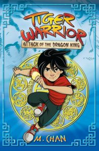 Tiger Warrior #1: Attack of the Dragon King