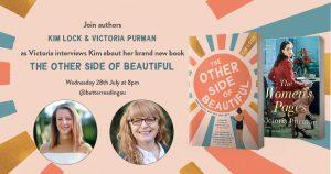 Live Book Event: Kim Lock in Conversation with Victoria Purman