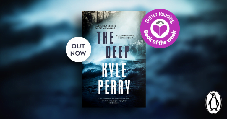 A Heart-Stopping Thriller: Read an Extract from The Deep by Kyle Perry