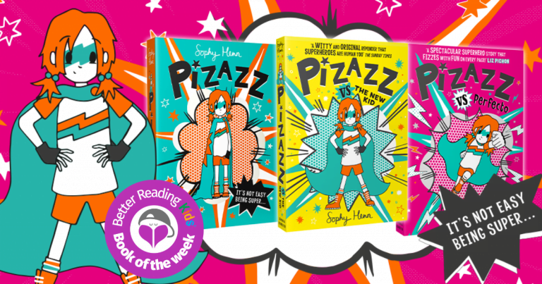 Illustrate Your Own Comic Strip! Activity from Pizazz vs Perfecto by Sophy Henn