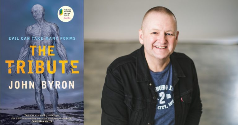 Q&A with John Byron, Author of The Tribute