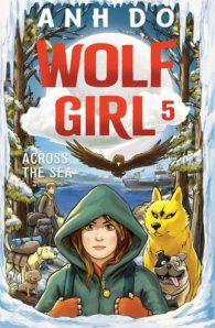 Wolf Girl 5: Across the Sea