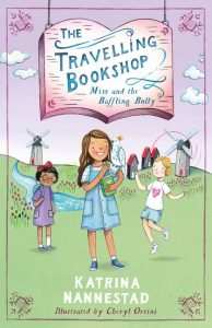 The Travelling Bookshop #1: Mim and the Baffling Bully